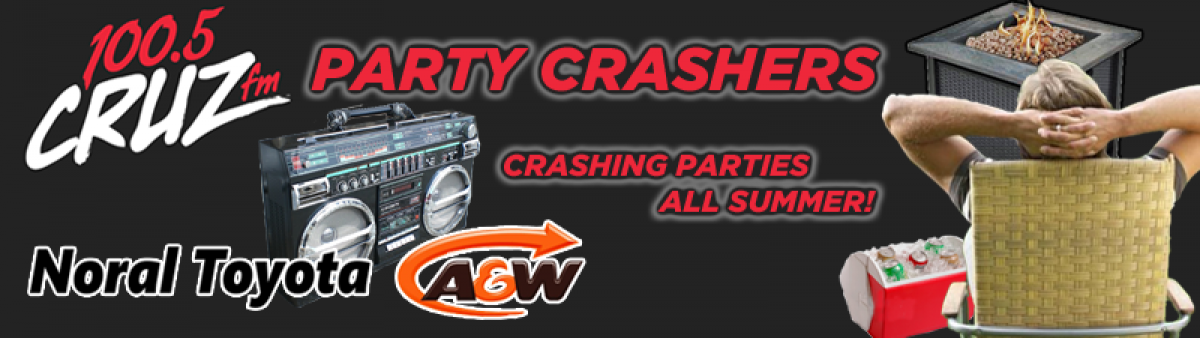Party Crashers brought to you by Noral Toyota & A&W